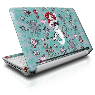 Aspire ONE Skin - Molly Mermaid