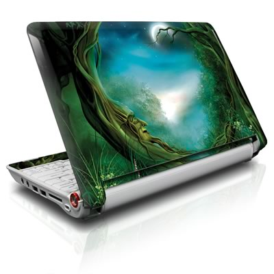Aspire ONE Skin - Moon Tree