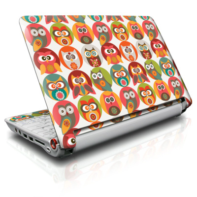 Aspire ONE Skin - Owls Family