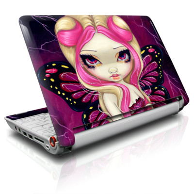 Aspire ONE Skin - Pink Lightning