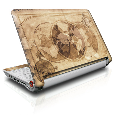 Aspire ONE Skin - Quest