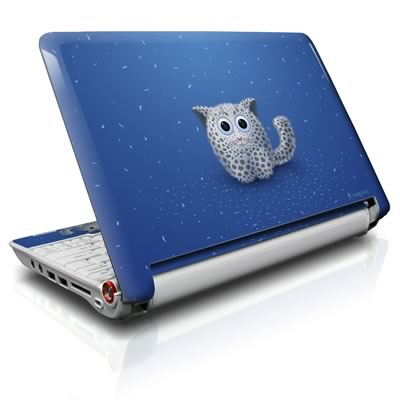 Aspire ONE Skin - Snow Leopard
