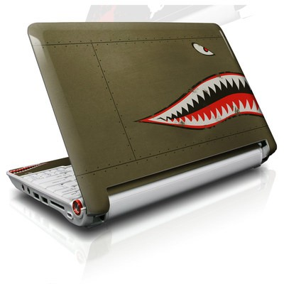 Aspire ONE Skin - USAF Shark