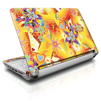 Aspire ONE Skin - Wall Flower
