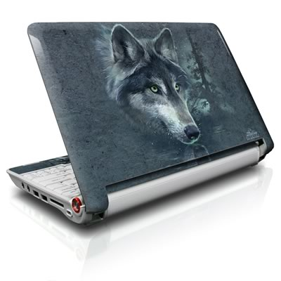 Aspire ONE Skin - Wolf Reflection