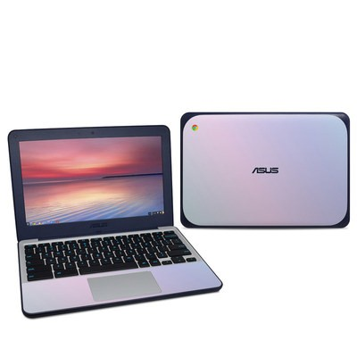 Asus Chromebook C202S Skin - Cotton Candy