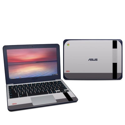 Asus Chromebook C202S Skin - Retro Horizontal