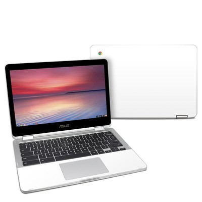 Asus Chromebook C302 Skin - Solid State White