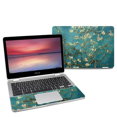 Asus Chromebook C302 Skin - Blossoming Almond Tree