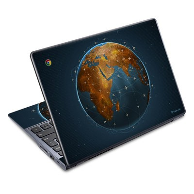 Acer Chromebook C720 Skin - Airlines