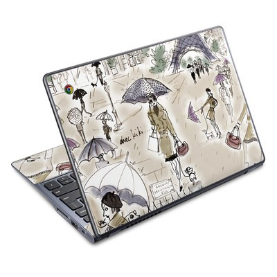 Acer Chromebook C720 Skin - Ah Paris