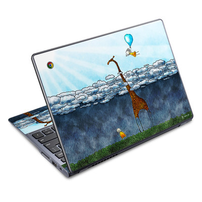 Acer Chromebook C720 Skin - Above The Clouds