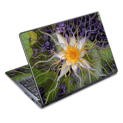 Acer Chromebook C720 Skin - Bali Dream Flower