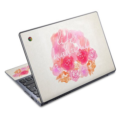 Acer Chromebook C720 Skin - Beautiful