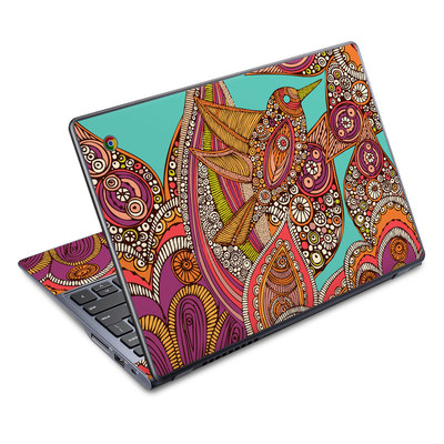 Acer Chromebook C720 Skin - Bird In Paradise