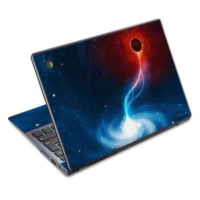 Acer Chromebook C720 Skin - Black Hole