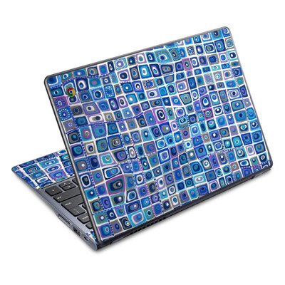 Acer Chromebook C720 Skin - Blue Monday