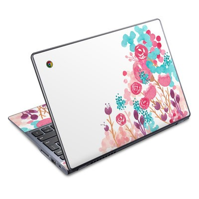 Acer Chromebook C720 Skin - Blush Blossoms
