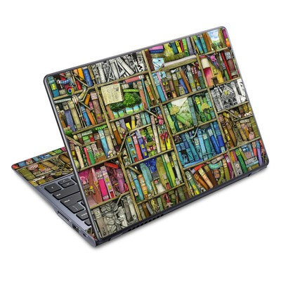 Acer Chromebook C720 Skin - Bookshelf
