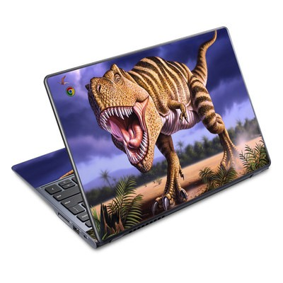 Acer Chromebook C720 Skin - Brown Rex