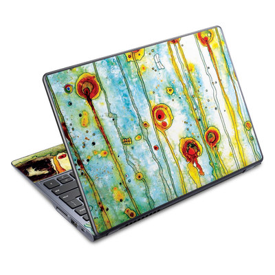 Acer Chromebook C720 Skin - Beneath The Surface