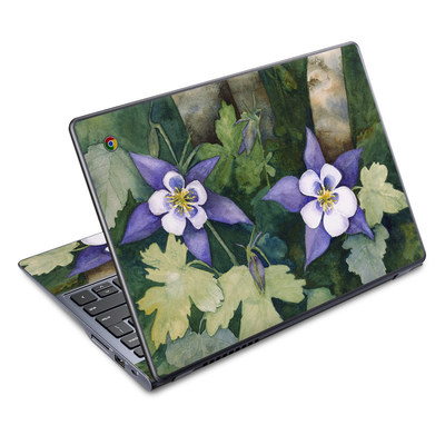 Acer Chromebook C720 Skin - Colorado Columbines