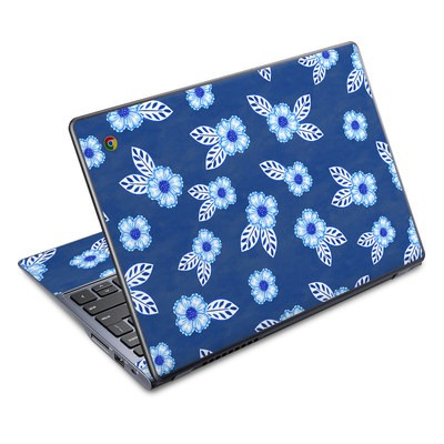 Acer Chromebook C720 Skin - China Blue