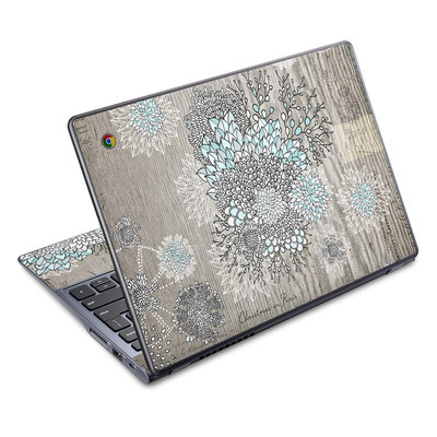 Acer Chromebook C720 Skin - Christmas In Paris