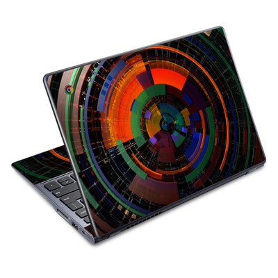 Acer Chromebook C720 Skin - Color Wheel