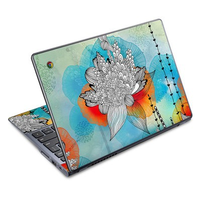 Acer Chromebook C720 Skin - Coral