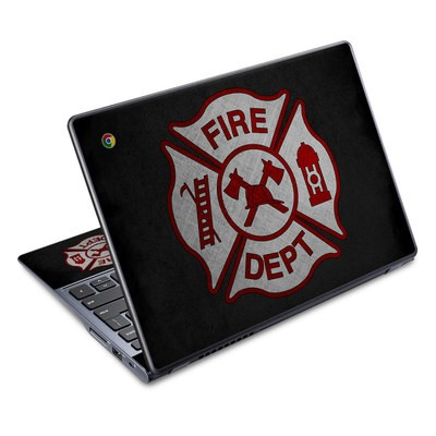 Acer Chromebook C720 Skin - Courageous