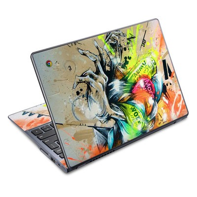 Acer Chromebook C720 Skin - Dance