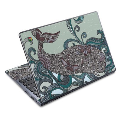 Acer Chromebook C720 Skin - Deep Blue Me