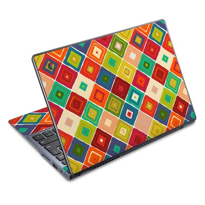 Acer Chromebook C720 Skin - Diamante