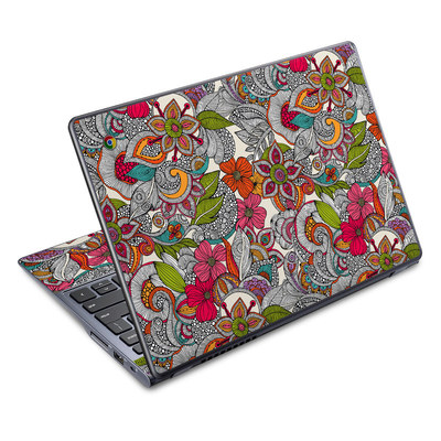 Acer Chromebook C720 Skin - Doodles Color