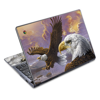 Acer Chromebook C720 Skin - Eagle