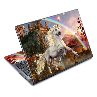 Acer Chromebook C720 Skin - Evening Star