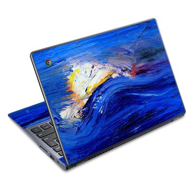 Acer Chromebook C720 Skin - Feeling Blue