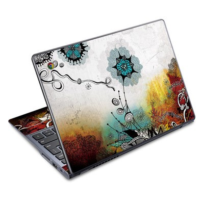 Acer Chromebook C720 Skin - Frozen Dreams