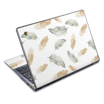 Acer Chromebook C720 Skin - Feathers