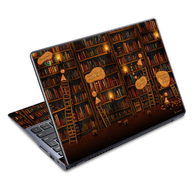 Acer Chromebook C720 Skin - Google Data Center