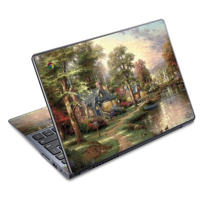 Acer Chromebook C720 Skin - Hometown Lake