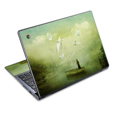 Acer Chromebook C720 Skin - If Wishes