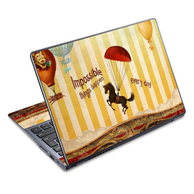 Acer Chromebook C720 Skin - Impossible
