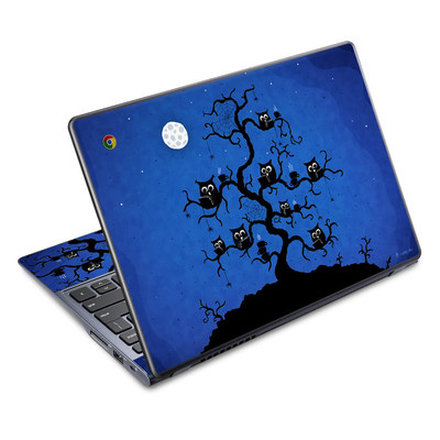 Acer Chromebook C720 Skin - Internet Cafe