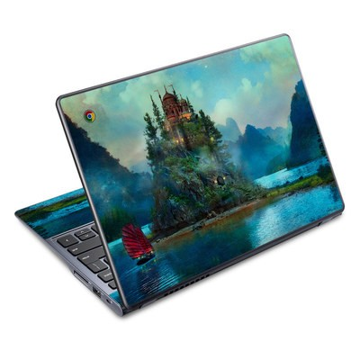 Acer Chromebook C720 Skin - Journey's End