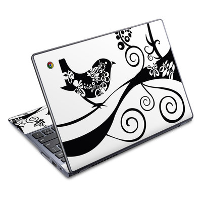 Acer Chromebook C720 Skin - Little Curly