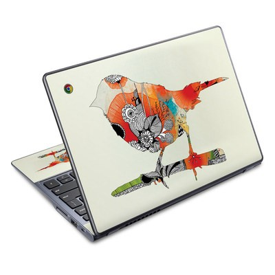 Acer Chromebook C720 Skin - Little Bird