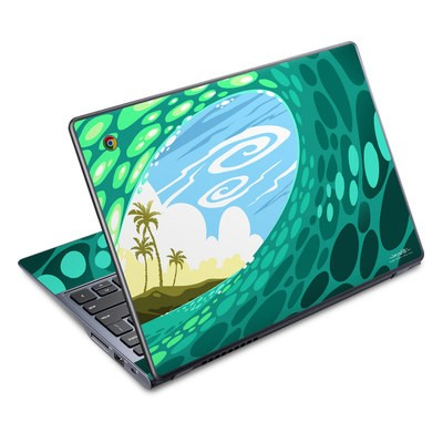 Acer Chromebook C720 Skin - Lunch Break
