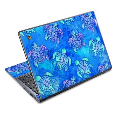Acer Chromebook C720 Skin - Mother Earth
